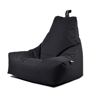 Extreme Lounging Beanbag Pouf B-Bag Mighty-B - outdoor noir
