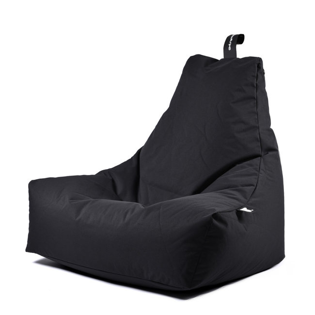 Extreme Lounging Beanbag B-Bag Mighty-B - outdoor black