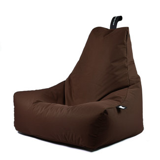 Extreme Lounging Beanbag B-Bag Mighty-B - outdoor brown