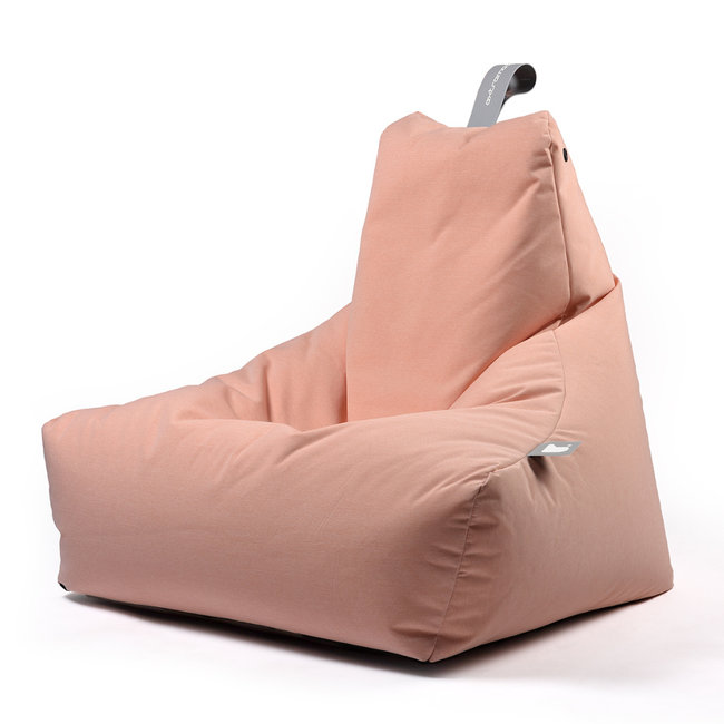 Extreme Lounging Zitzak B-Bag mighty-B - outdoor pastel oranje