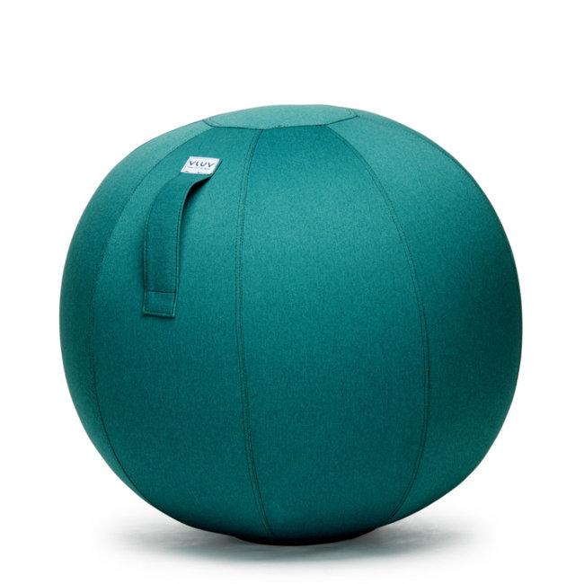VLUV - Pouf Ballon-Siège LEIV - dark petrol
