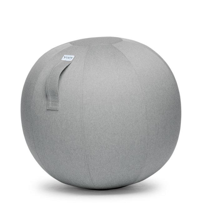 VLUV - Pouf Ballon-Siège LEIV - silver grey