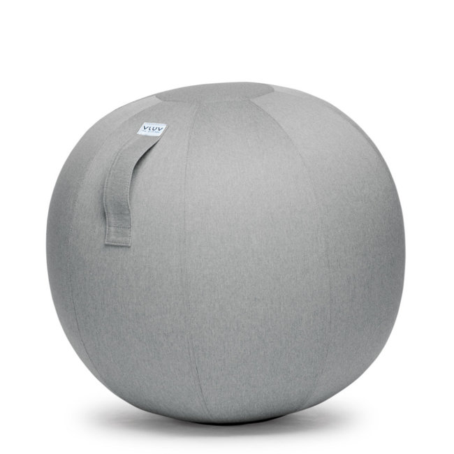 Vluv Seating Ball VLUV LEIV - silver grey