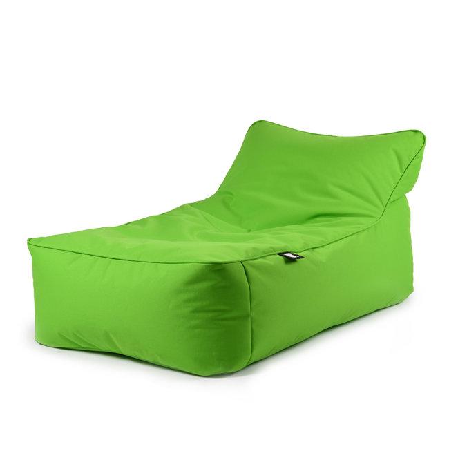 Extreme Lounging - Lounge Liegestuhl - Sonnenliege B-Bed - outdoor lindgrün