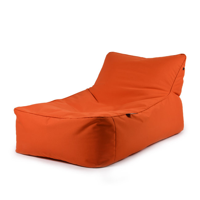 Extreme Lounging - Lounge Liegestuhl - Sonnenliege B-Bed - outdoor orange