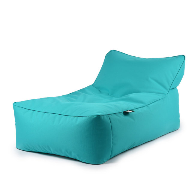 Extreme Lounging - Lounge Ligbed B-Bed - outdoor turquoise