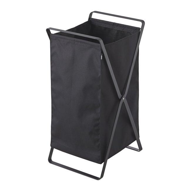 Yamazaki  Laundry Basket Tower - Black