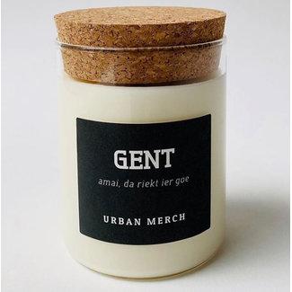 Urban Merch Scented Candle Ghent - amai, da riekt ier goe