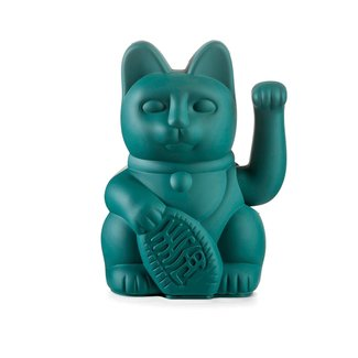 Donkey Waving Lucky Cat Maneki-Neko