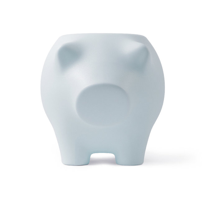 Werkwaardig Stool - Side Table Pig - baby blue