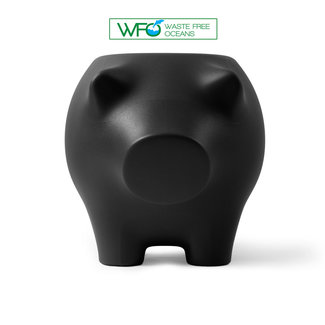 Werkwaardig Stool - Side Table Pig - oceanblack