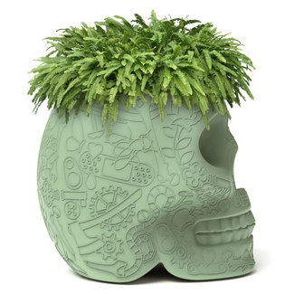Qeeboo Planter / Wine Cooler Mexico - green