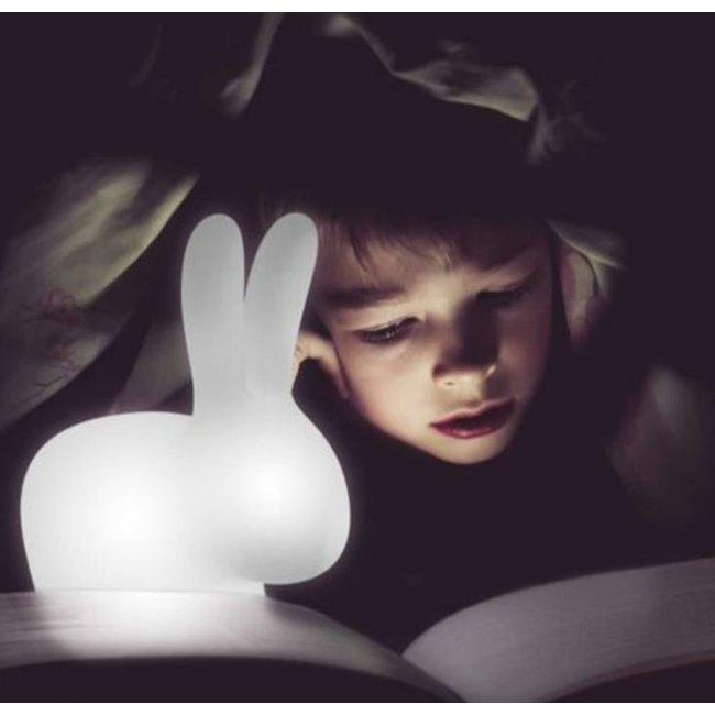 Qeeboo - Lamp Rabbit XS LED - multicolor - oplaadbaar