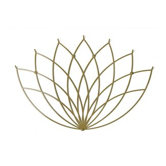 Polyhedra Coat Rack Creative Hanger Lotus L