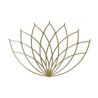 Polyhedra Porte-Manteau Creative Hanger Lotus L