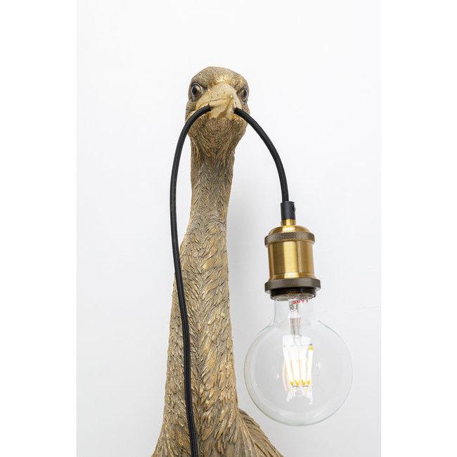 Karé Design Lampe Murale Héron