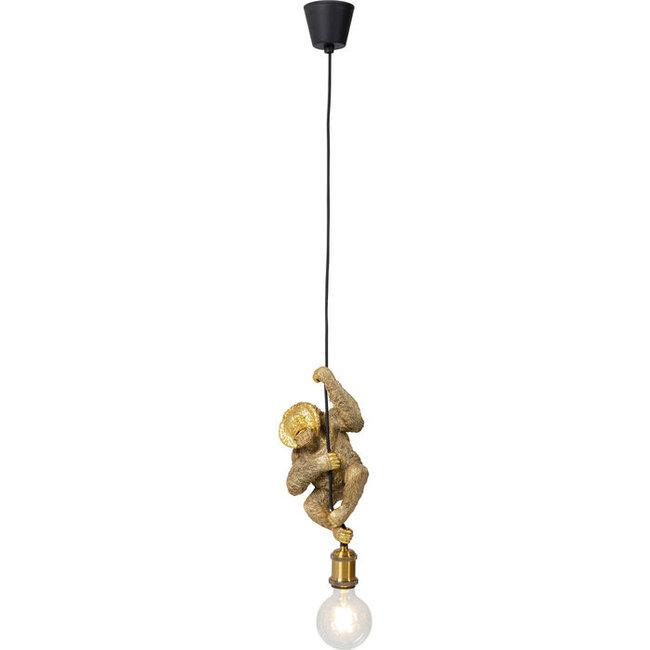 Karé Design - Lampe Suspendue - Lampe Animale Singe Orang-Outan