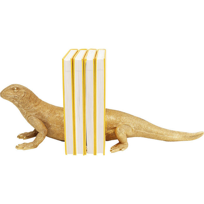 Karé Design Bookend Lizard