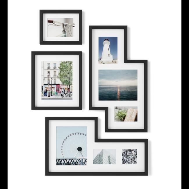 Umbra - Photo Display Mingle - set of 4