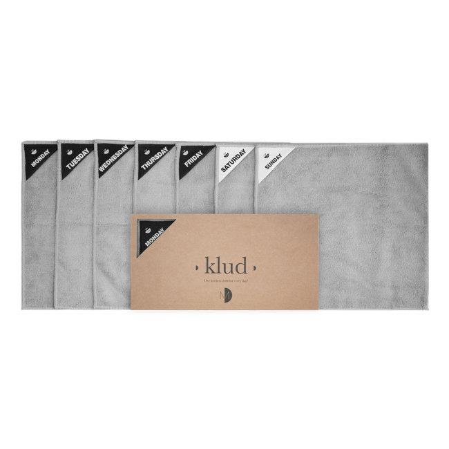 Klud Dishcloths - set of 7