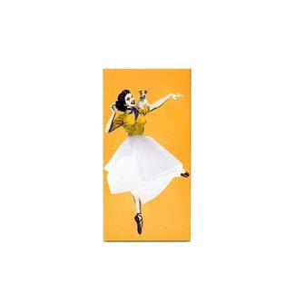 Spextrum Taschentuchhalter Tissue Up Girl - gelb
