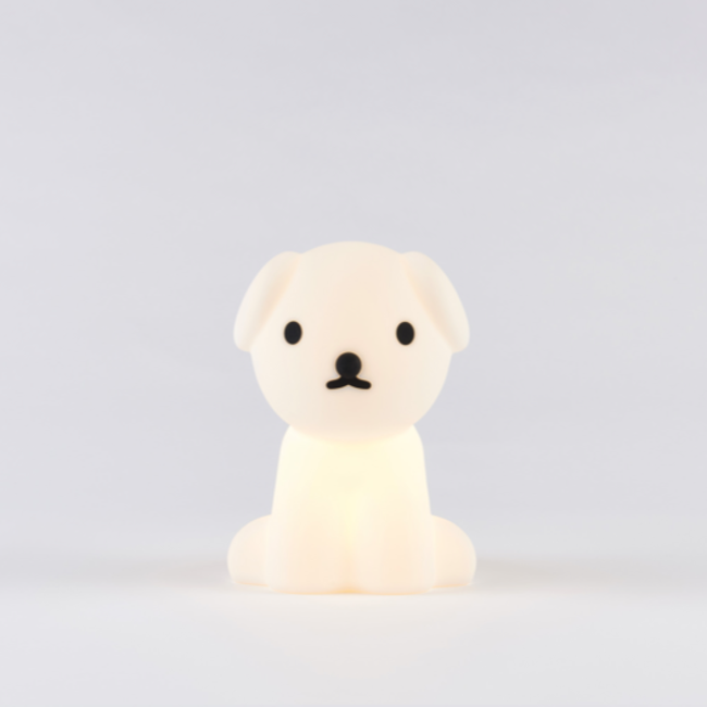 Mr. Maria - Night Light Snuffy First Light - friend of Miffy - rechargeable - dimmable
