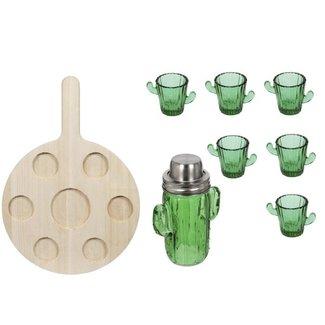 Cocktailset Cactus