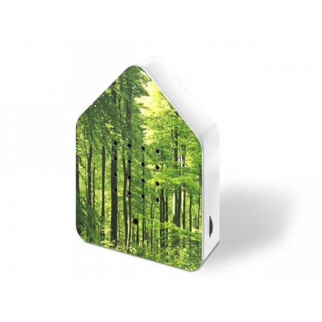 Zwitscherbox Bewegungsmelder - Vogelstimmen - Wald