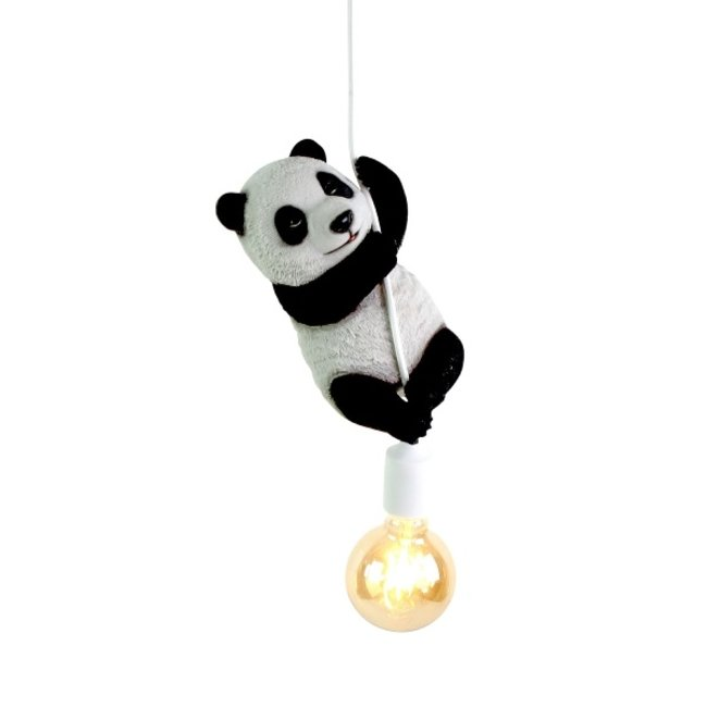 Werner Voß Lampe Suspendue Panda