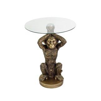 Werner Voß Side Table Monkey