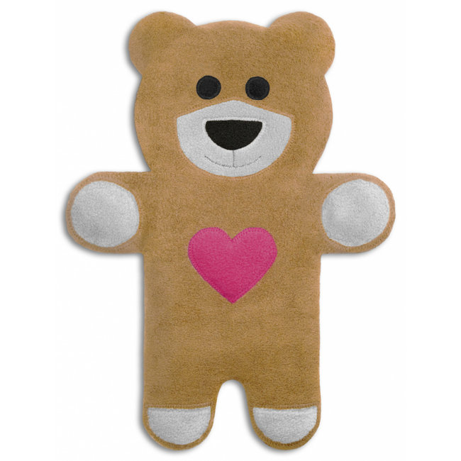 Warming Pillow Teddy the Bear with Heart