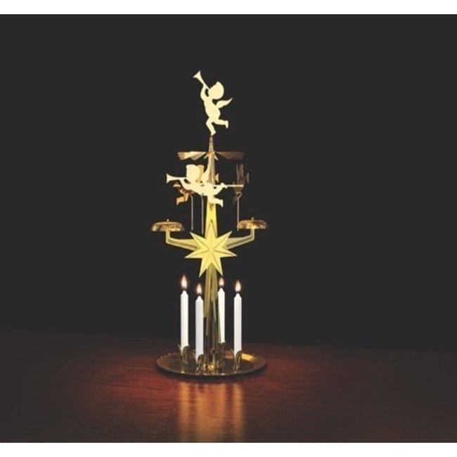 Carillons des Anges - doré