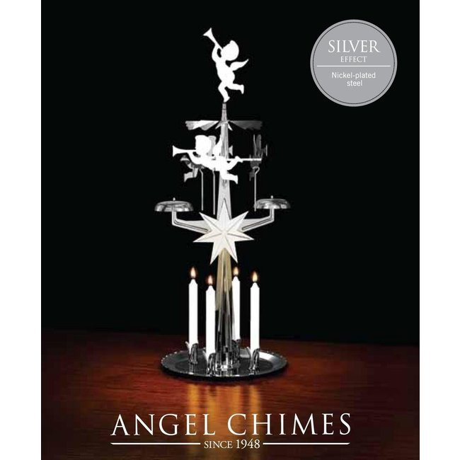Angel Chimes - silver