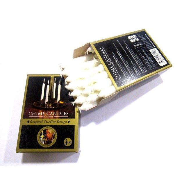 Kaarsen voor Tingelengeltjes Angel Chimes