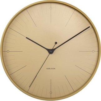 Karlsson Wall Clock Index