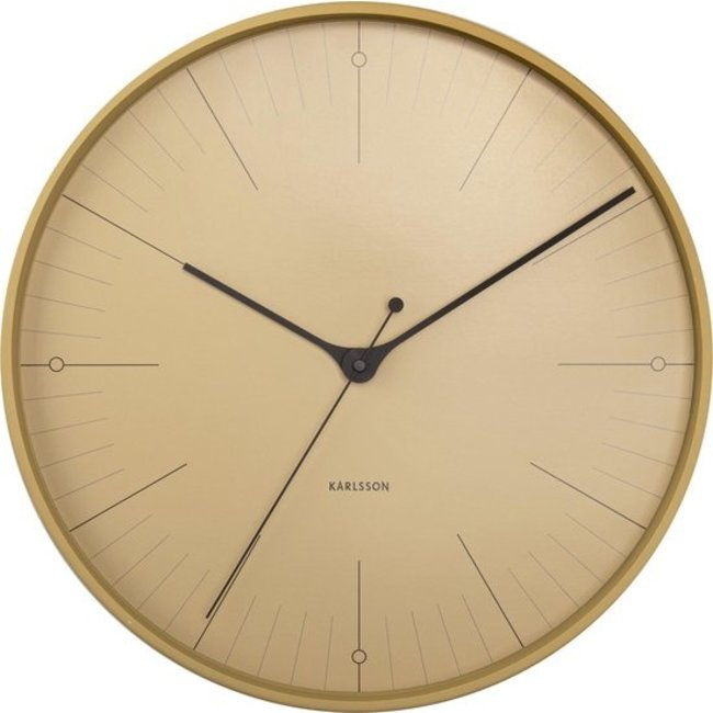 Karlsson Wall Clock Index