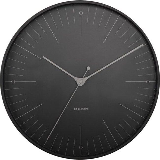 Karlsson Horloge Murale Index