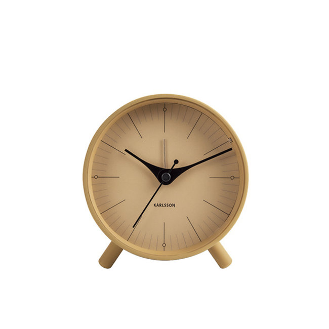 Karlsson Alarm Clock Index