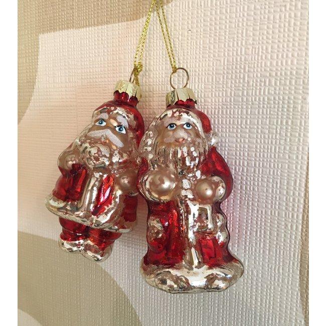Werner Voss - Weihnachtsanhänger Santa