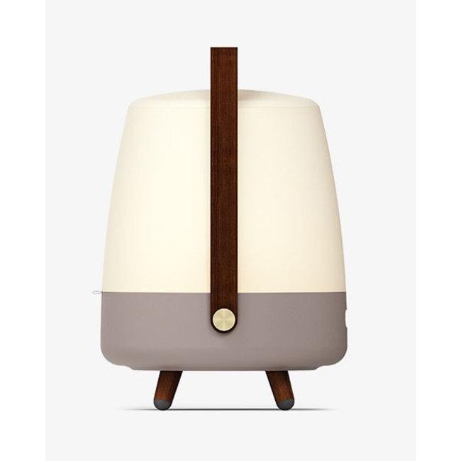 Kooduu Bluetooth Speaker LED Lamp Lite-up PLAY