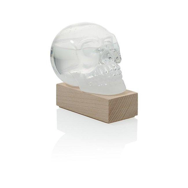 Bitten Weather Predictor Storm Skull