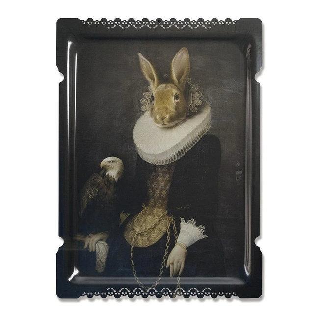 Ibride - Tablett / Gemälde - Zhao - XL