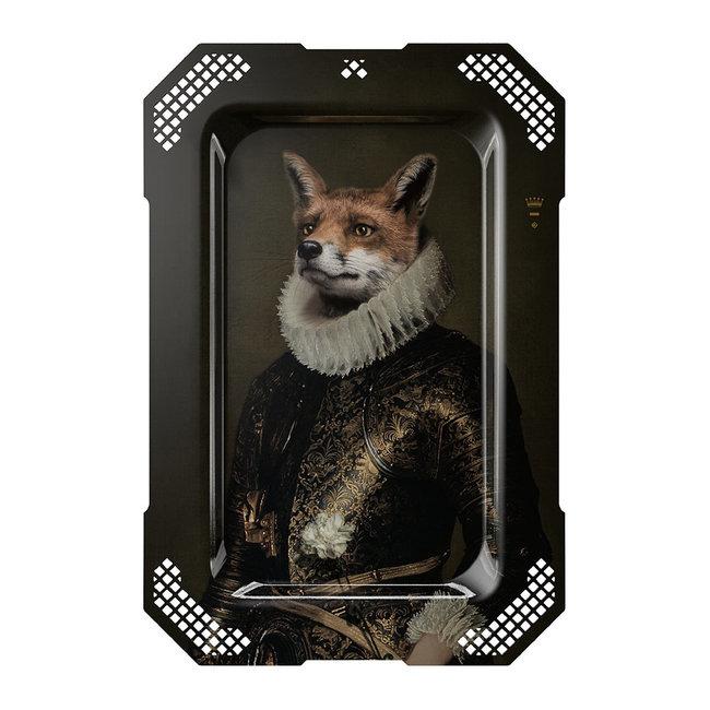 Ibride Tray / Wall Art  - Fox