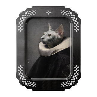 Ibride Tray / Wall Art  - Cat