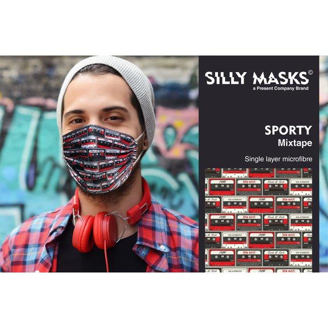 Silly Masks Mondmasker Mixtape