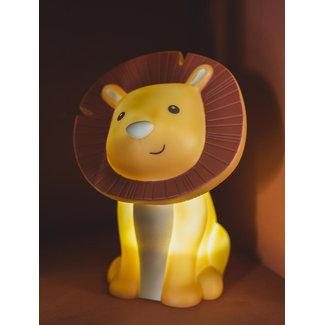 Atelier Pierre Veilleuse Hakuna le Lion