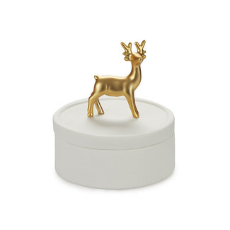Balvi Jewelry Box Golden Deer