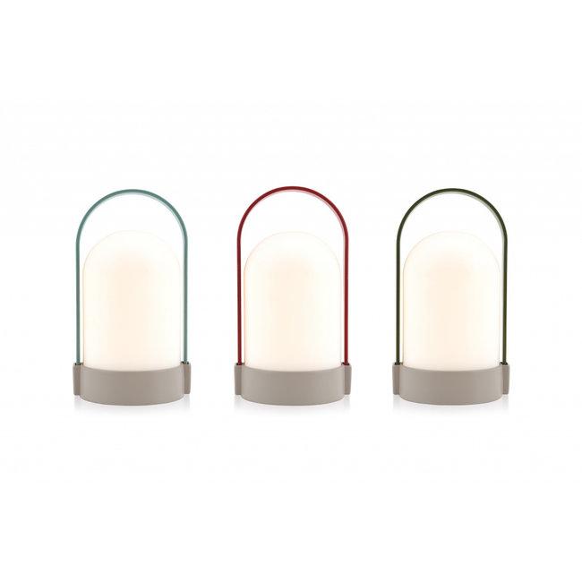 Remember - kleine URI-Lampe - 3er-Set - wiederaufladbar