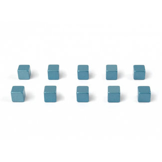 Trendform Magnets Kubiq - ice blue