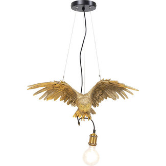 Karé Design Pendant Lamp Owl
